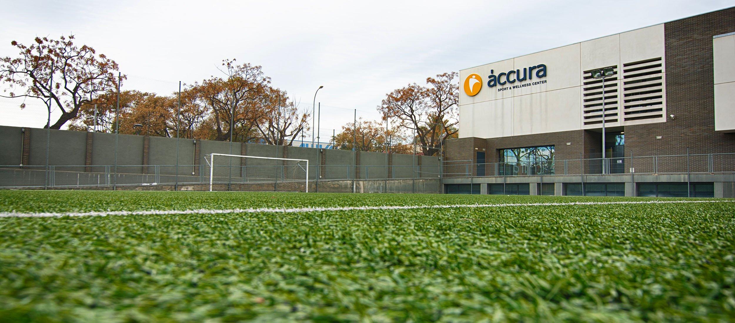 Instalaciones athletic viladecans futbol club - Accura viladecans ...